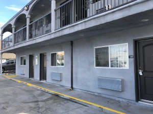 Empire Inn LAX - Two Story Building Exterior